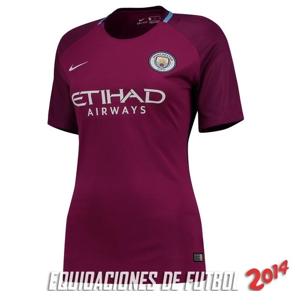 Comprar menos 80% de descuento en Camiseta Del Manchester City Mujer ... 3cd738be63754