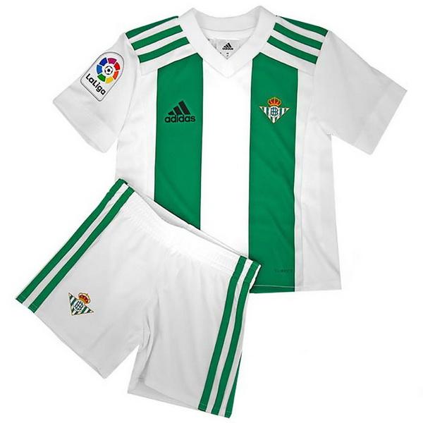 Camiseta Del Conjunto Completo Real Betis Nino Primera Equipacion 2017 2018 41357c96bc9ee
