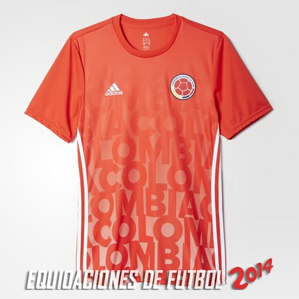 Camiseta De Colombia de la Seleccion Pre Match 2017