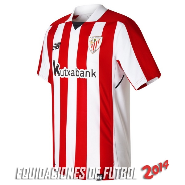 Camiseta Del Athletic Bilbao Primera 2017/2018