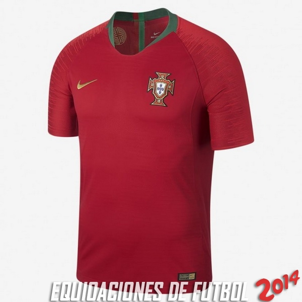 Camiseta De Portugal Seleccion Primera 2018