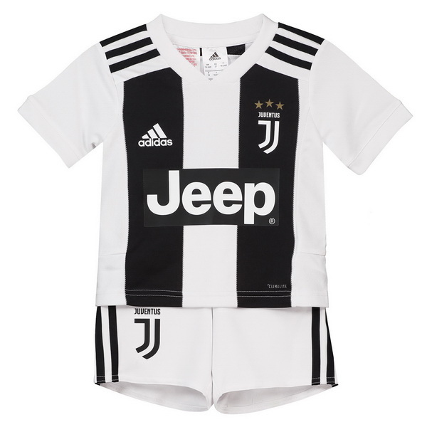 Camiseta Del Conjunto Completo Juventus Nino Primera Equipacion 2018 2019 26b197685363e
