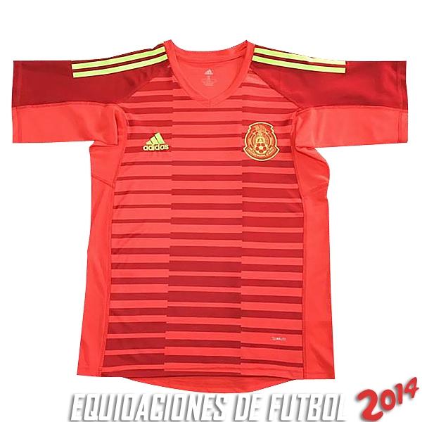 c95b02b35f721 Camiseta De Portero Mexico de la Seleccion 2018. Loading zoom. Descuento