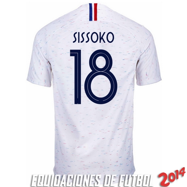 Comprar menos 80% de descuento en Sissoko Camiseta De Francia de la ... dfadf0de57ec0
