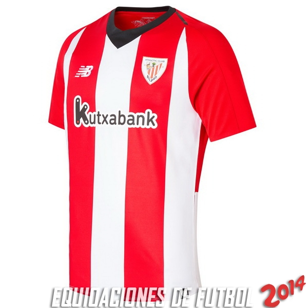 Camiseta Del Athletic Bilbao Primera 2018/2019