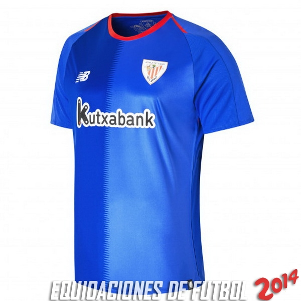 Camiseta Del Athletic Bilbao Segunda 2018/2019