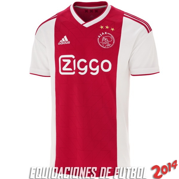 Comprar Camisetas Equipaciones Ajax Baratas 2018 1b7b336c61418
