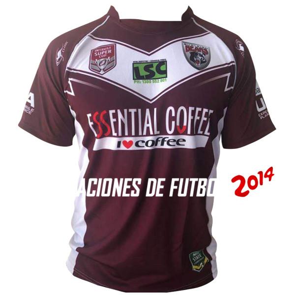 Rugby Camiseta De Burleigh Bears Primera 2018 2019 0ab3b747f0a