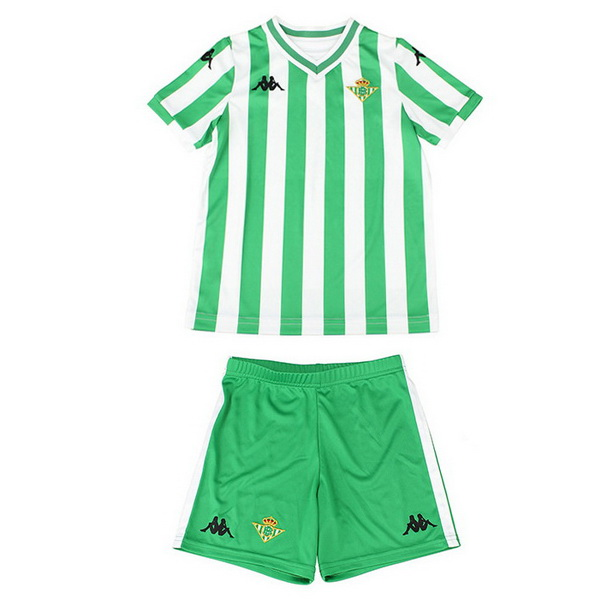 01410dbdc4bfd Camiseta Del Conjunto Completo Real Betis Nino Primera Equipacion 2018 2019