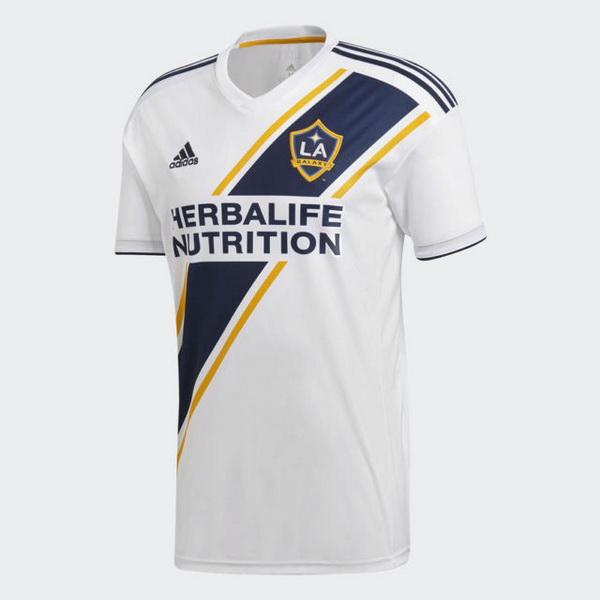 Comprar Camisetas Equipaciones Los Angeles Galaxy Baratas 2018 82efc4367ee2a