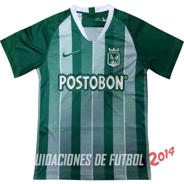 Comprar Camisetas Equipaciones Atletico Nacional Baratas 2018 dbba4e6c77f24