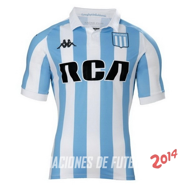 Camiseta Del Racing Club Primera 2018/2019