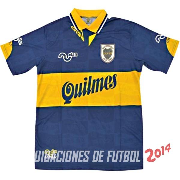 9c89521dd2234 Comprar menos 80% de descuento en Retro Camiseta Boca Juniors la ...