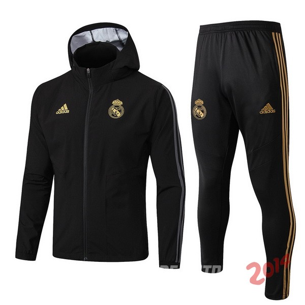 Chandal Real Madrid Negro 2019/2020