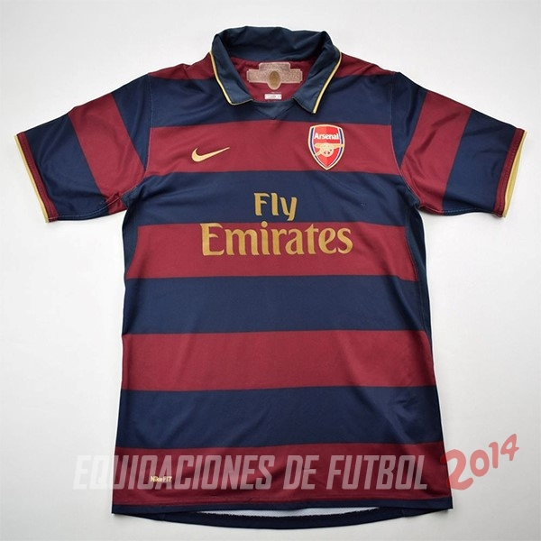 Retro Camiseta De Arsenal de la Seleccion Primera 2007/2008
