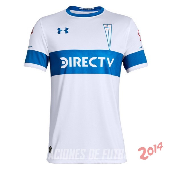 Camiseta Del CD Universidad Católica Primera 2019/2020