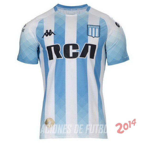Camiseta Del Racing Club Primera 2019/2020