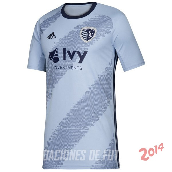 Camiseta Del Sporting Kansas City Primera 2019/2020