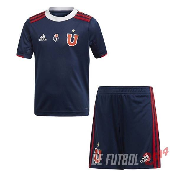 Camiseta Del Universidad De Chile Nino Primera 2019/2020