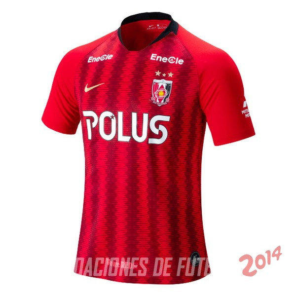 Camiseta Del Urawa Red Diamonds Primera 2019/2020