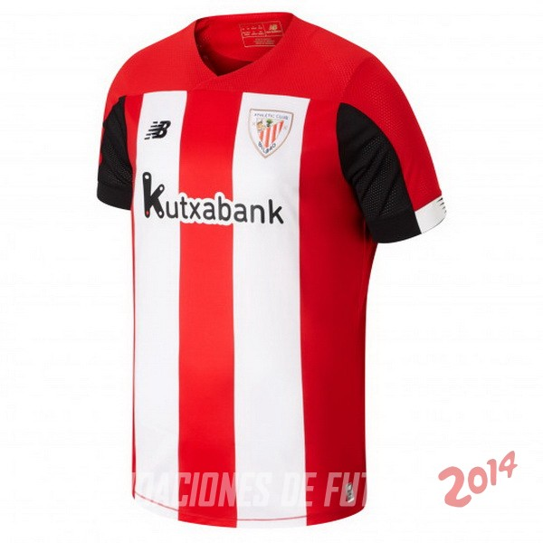Camiseta Del Athletic Bilbao Primera 2019/2020