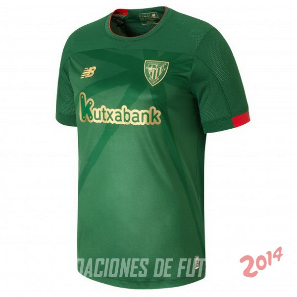 Camiseta Del Athletic Bilbao Segunda 2019/2020
