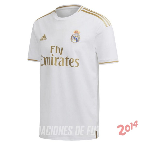 Camiseta Del Real Madrid Primera 2019/2020
