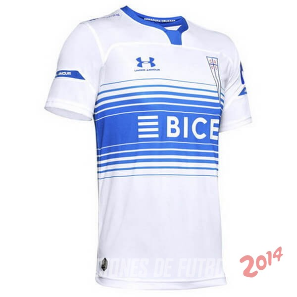 Camiseta Del CD Universidad Católica Primera 2020/2021