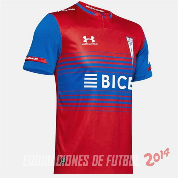 Camiseta Del CD Universidad Católica Segunda 2020/2021