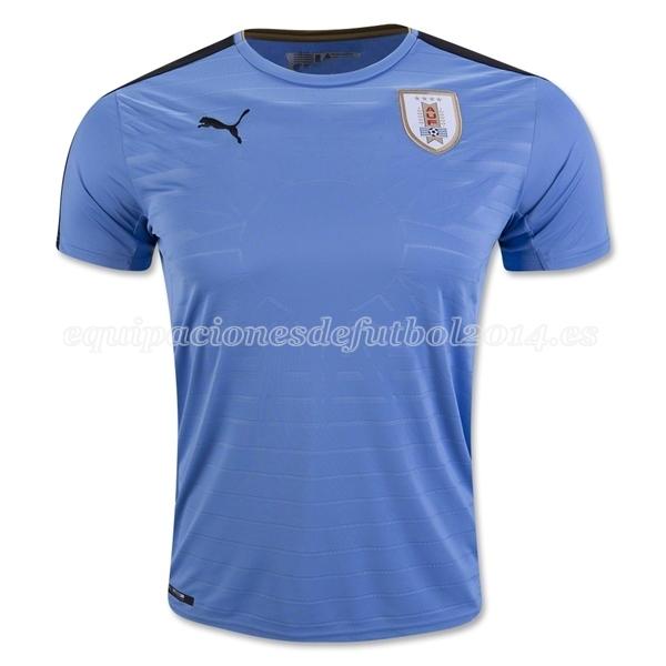 Camiseta De Uruguay de la Seleccion Primera 2016