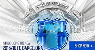 Tercera camiseta barcelona 15/16